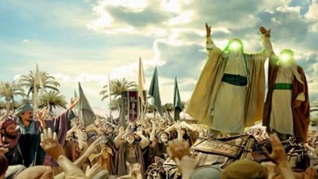 Qədir-Xum bayramı islamda varmı? » İmamEli.az